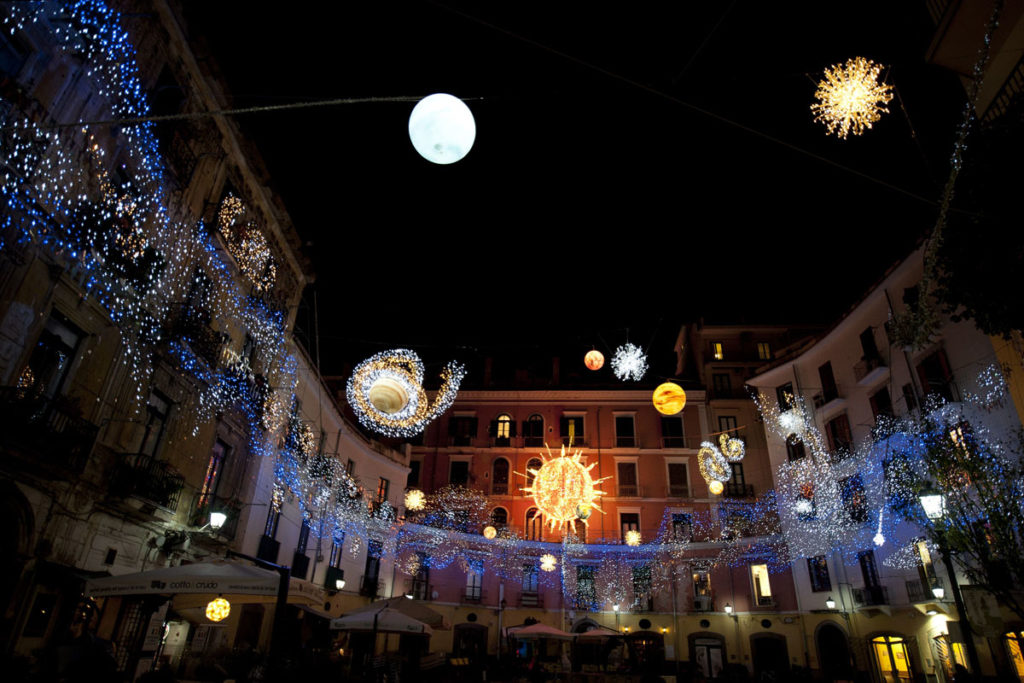 Festival of Lights in Salerno