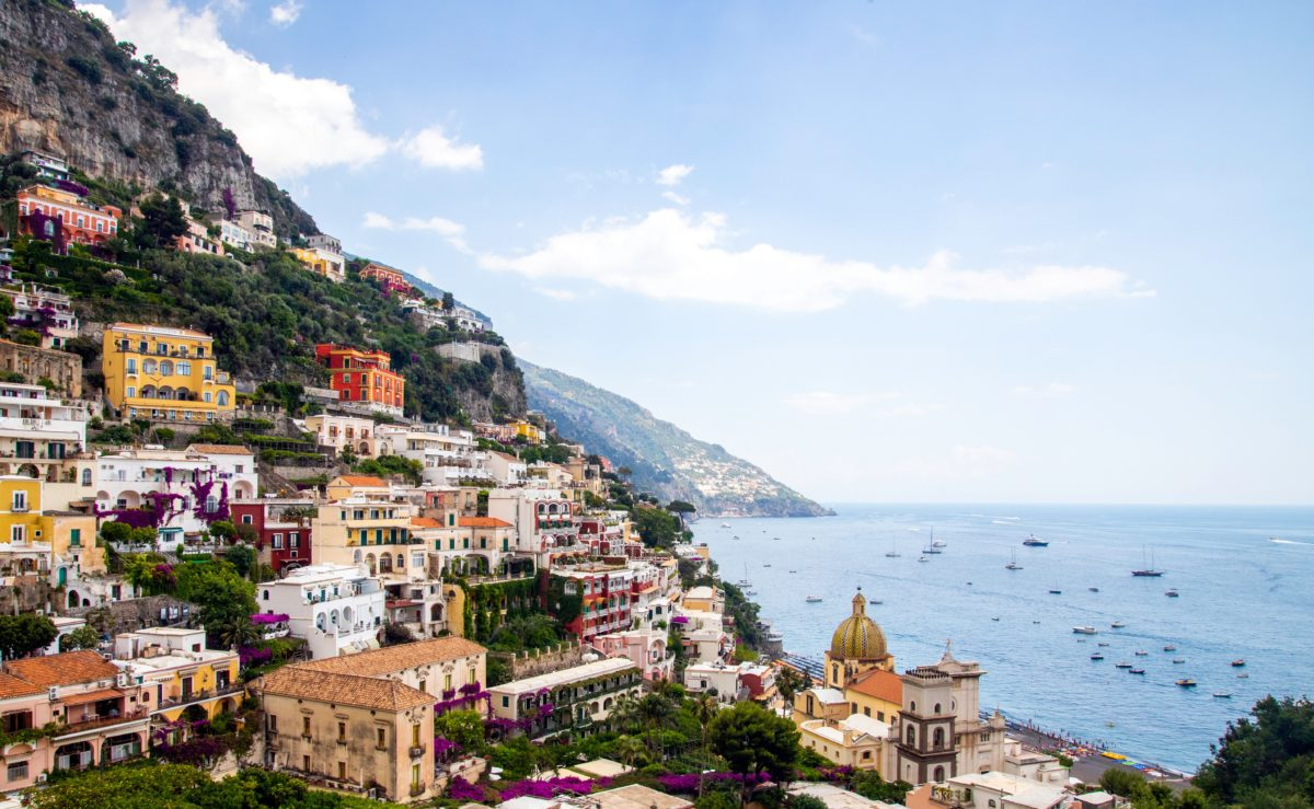 All You Need to Know About the Amalfi Coast in Italy
