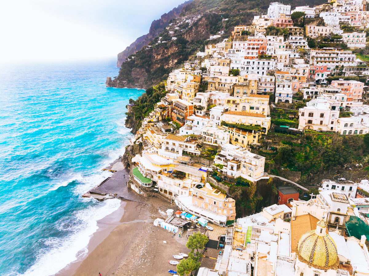 How to Get from Naples to Positano (2020 Guide)